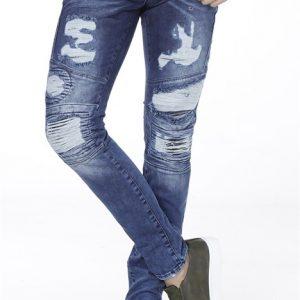 5b95242930c65 denim-house-yamali-slim-fit-erkek-jeans-pantolon