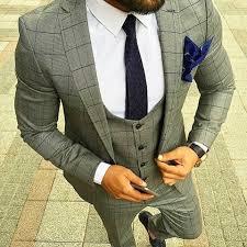c18b4af90dbad Erkek Takım Elbise Slim Fit Kruvaze Yelek - A'dan Z'ye Giyim Mimarı