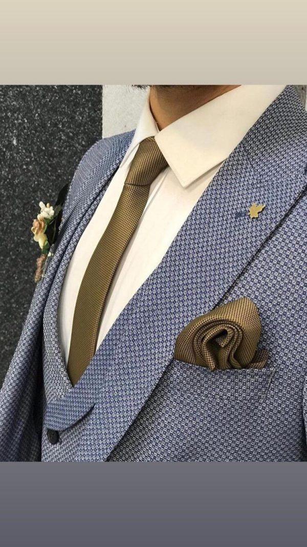 7b04c50d6eac4 Yelekli Takım Elbise - A'dan Z'ye Giyim Mimarı